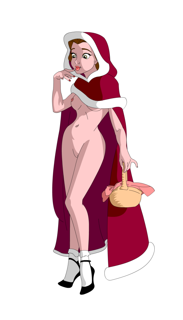Beauty and the Beast Belle Little Red Riding Hood roleplay