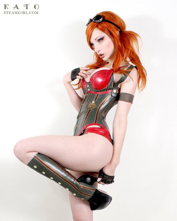 Kato steamgirl