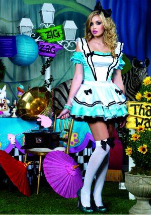 Alice in Wonderland Costume Party