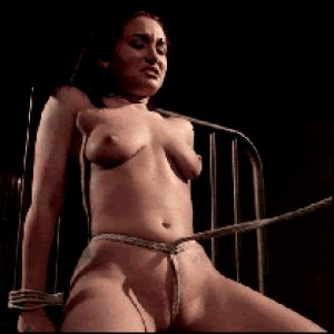 Amazing Crotch Rope Torture