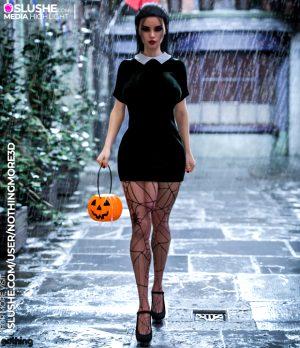 Dick or Treat, Happy Halloween