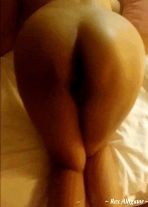 Gently Spanking and Teasing Asian GF's Firm Smooth Ass