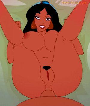 Jasmine anal!