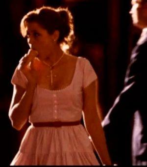 Jenna Fischer And The Ice Cream Cone