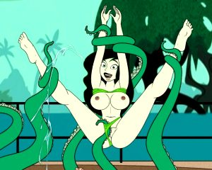Making Shego squirt