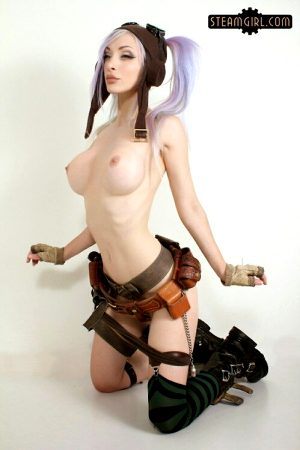Naked Cosplay 273