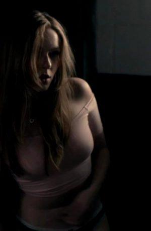 NSFW Charlotte Spencer Tit Reveal