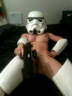 Nude Star Wars Cosplay