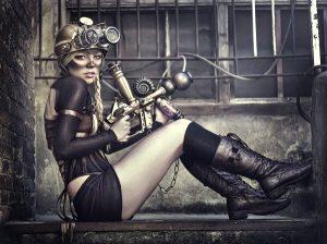 Rebecca Evers Steampunk