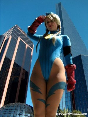 See more sexy cosplay chicks