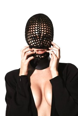 See through mask