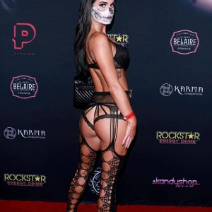 Sexy slutty Halloween costume