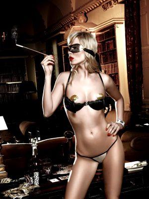 smokin' mask – Baci lingerie