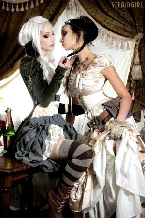 steampunk babes