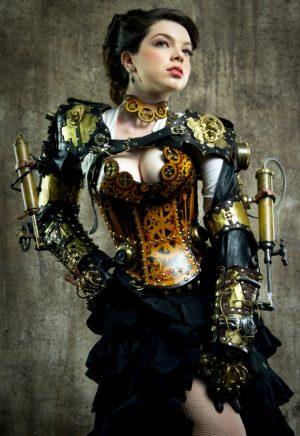 steampunk bra