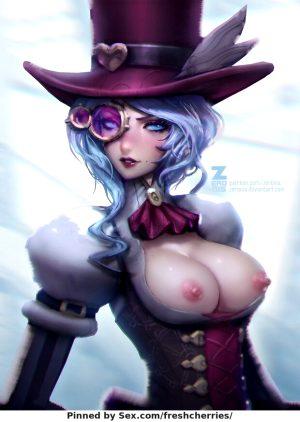 Steampunk Mistress