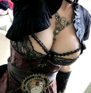 Steampunk tits
