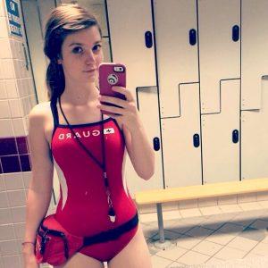 this lifeguard uniform cant be regulation