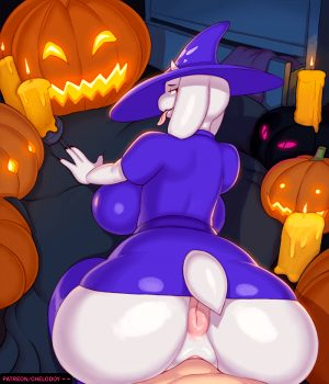 toriel halloween