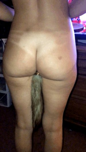 You like the tail?
